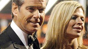 Vor dem Tod: Pierce Brosnans Tochter heiratete!