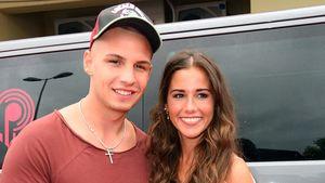 Pietro und Sarah Lombardi im August 2016 in Groß-Gerau