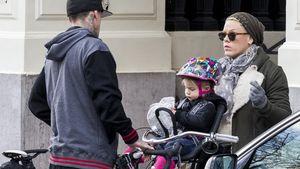 Intime Baby-Bilder: Pink zofft sich mit Paparazzi!
