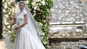 Neu, alt & geliehen: So setzte Pippa den Hochzeitsbrauch um