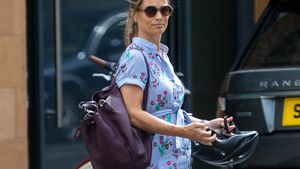 Steht Geburt bevor? Pippa Middleton begibt sich in Klinik!