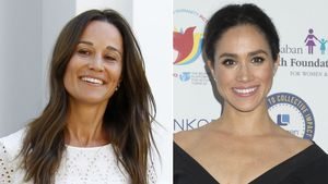 Pippa Middleton und Meghan Markle (Collage)