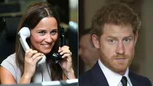 Pippa Middleton und Prinz Harry