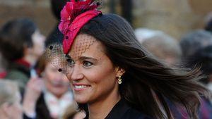 Pippa Middleton bei der Hochzeit von Katie Percy