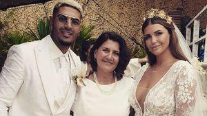 Deutsch-Persisch: So traditionell war Farina Opokus Hochzeit