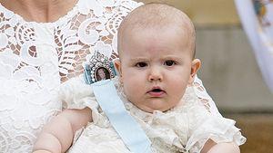12 Kilo Vogelfutter: Das bekam Prinz Alexander zur Taufe