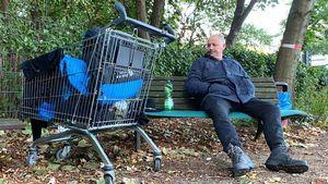 TV-Experiment: Alexander von Anhalt ätzt gegen Obdachlose