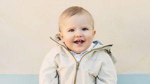 Schweden-Prinz Alexander: Sechs Zähne zum 1. Geburtstag!