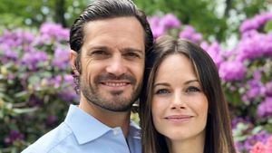 Carl Philip und Sofia von Schweden verraten Babynamen!