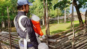Carl Philip von Schweden feiert Vatertag mit seinen Söhnen