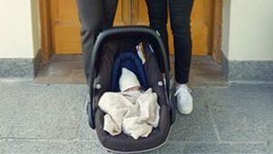 Endlich! Schwedische Royals teilen 1. Foto vom kleinen Prinz