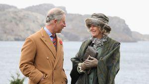 Fred und Gladys: So kam es zu Charles und Camillas Kosenamen