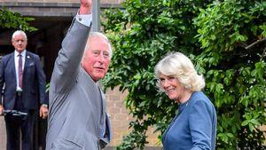 Nach Lockdown: Charles und Camilla nehmen ersten Termin wahr