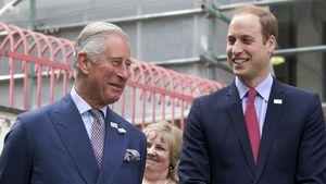 Charles und William diskutieren über Zukunft der Monarchie