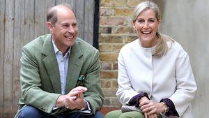 Prinz Edwards Frau Sophie von Wessex offen über Wechseljahre