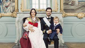 Süßer Prinz Gabriel: Das sind die offiziellen Taufbilder!