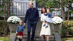 Prinz William ehrlich: Beim Essen machen seine Kids Probleme