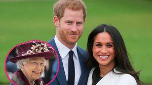 Benennen Harry und Meghan ihr Baby zu Ehren der Queen?