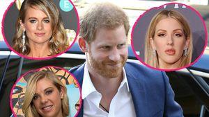 Zur Royal-Wedding: Gleich drei Ex-Girls von Prinz Harry da?