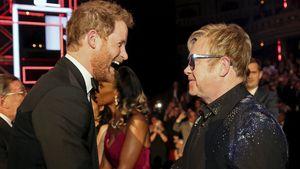 """""""Das hat er von Diana"""": Elton John schwärmt von Prinz Harry"""