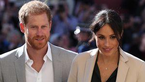 Wie seine Mutter: Nennen Harry und Meghan ihr Baby Diana?