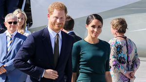 Harry und Meghan nähern sich den Royals langsam wieder an