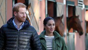 Heimliche Besichtigung: Meghan zeigte Harry ihre alte Schule