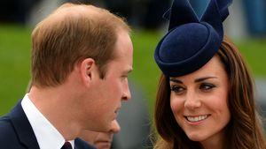Prinz William und Herzogin Kate, 2014