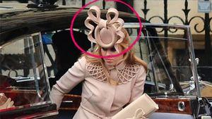 86.000 Euro für Prinzessin Beatrice' Hut
