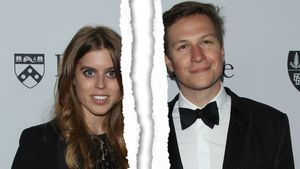 Prinzessin Beatrice und Dave Clark bei einem Event der Sean Parker Foundation in Los Angeles