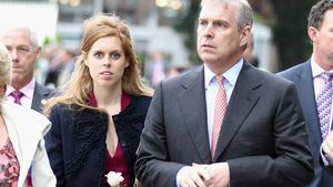 Gefallener Prinz: Beatrice' Vater fehlt auf Hochtzeitsfotos