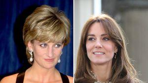 Prinzessinnen-Titel: Darum hatte ihn Diana, aber Kate nicht