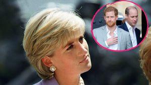 """Butler über Harry-William-Streit: """"Würde Diana zerstören"""""""