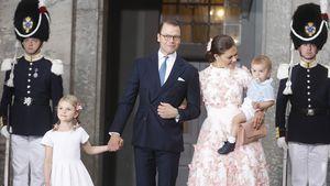 Royal-Kids: So waren die Taufen von Estelle, Nicolas & Co.