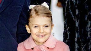 Happy Birthday: Prinzessin Estelle wird heute 7 Jahre alt!
