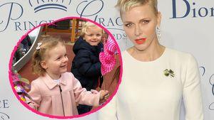 Fürstin Charlène: So frech sind ihre Zwillinge wirklich!