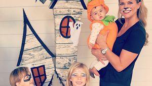 Royales Halloween bei Prinzessin Madeleine und ihren Kindern