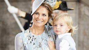 Süßer Topfschnitt: Prinz Nicolas feiert dritten Geburtstag!
