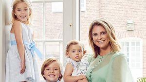 Prinzessin Madeleines Kinder wissen nichts vom Royal-Status