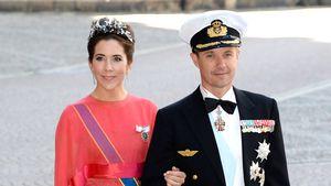Wow! Prinz Frederik begeistert mit einem mega-hotten Foto