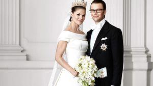 Neue Hochzeitsfotos: Prinzessin Victoria feiert 10. Jubiläum