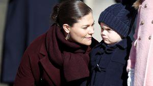 Mit Grummel-Oscar: Prinzessin Victoria feiert Namenstag!