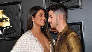 Nick Jonas und Priyanka Chopra sind noch wie frisch verliebt