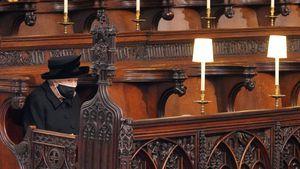 Prinz Philips Beerdigung: Die Queen muss alleine sitzen!