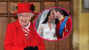 Die Queen gratuliert William und Kate zu ihrem Hochzeitstag