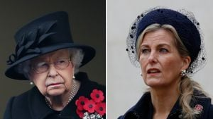 Nach Philips Beerdigung: Diese Royals besuchten die Queen