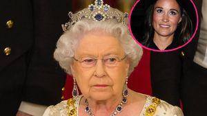 Queen Elizabeth II. und Pippa Middleton