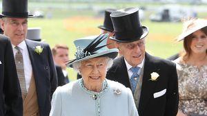 Trotz Abwesenheit: Queen trägt Prinz Philip immer bei sich