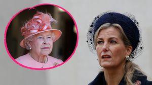 Gräfin Sophie: Queen geht es den Umständen entsprechend gut