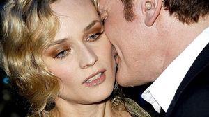 Diane Kruger und Quentin Tarantino